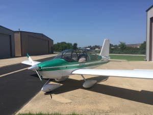 N441YP Super clean Nearly new 2013 Rans S19.